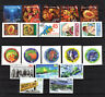 NEW ZEALAND 2005-2007 COMPLETE SETS OF MNH STAMPS UNMOUNTED MINT