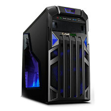 ULTRA FAST Quad Core 4.2Ghz 16GB 1TB Desktop Gaming PC Computer AMD RADEON R7