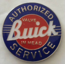 Buick Service - lapel / hat pin badge.    G011004
