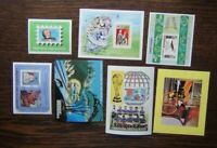 Grenada Grenadines 1982 Save the Whales set & Miniature Sheet Used