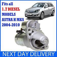 FITS OPEL VAUXHALL ASTRA H Mk5 2004-2010 1.7 CDTI DIESEL BRAND NEW STARTER MOTOR
