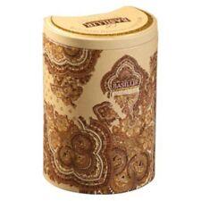 Basilur Tea - Masala Chai - Black Loose Tea with Natural Spices 100g Tin Caddy