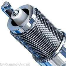 4 X BOSCH Iridium Spark Plugs GPL E METANO si adatta ALFA ROMEO AUDI BMW Citroen Mercedes