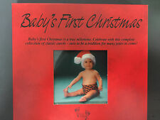 Baby's First Christmas (CD, 2003)