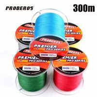 GN 100M 4 Stands Super Strong PE Braided Sea Fishing Line Multifilament LC/_ HK