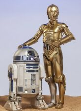 C-3PO & R2-D2 Sideshow collectibles 1/6