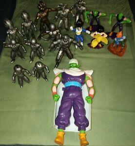 Lot of 16 Burger King Dragonball Z Krillin, Vegeta, Goku, Piccolo walkie talkie