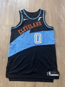 Kevin Love NBA Cavs game team issued retro jersey pro cut unused worn