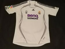 MATCH WORN REAL MADRID RAUL LOCAL FORMOTION MATCHWORN MAGLIA SHIRT