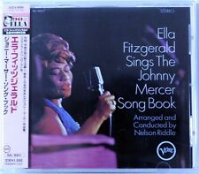 ELLA FITZGERALD Sings The JOHNNY MERCER Song Book - CD JAPAN