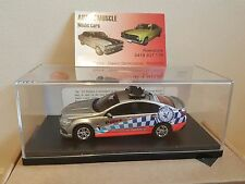 1:43 Trax VF SS Commodore N.S.W Highway Police Car Silver
