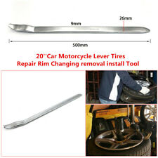 20'' Motorcycle Tire Iron Spoon Car Lever Tire Repair Rim Changing Tool Durable