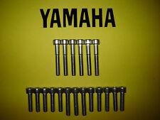 Yamaha DT125MX DT175MX DT 125 175 MX SS Stainless Engine Allen Screw Kit