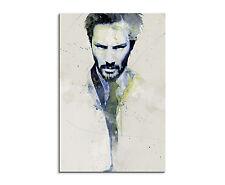 90x60cm -PAUL SINUS- Splash Art Gemälde Keanu Reeves III Aqua Geschenkartikel