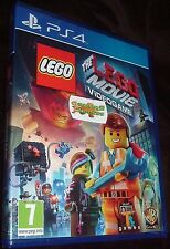 The Lego Movie Videogame PlayStation 4 Ps4 Game Pegi 7 Delivery Bri