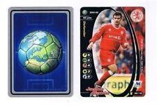 Los asistentes Premier League 2001-02 Middlesbrough Jason Gavin Fútbol Tarjeta De Comercio