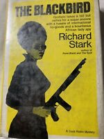 (Richard stark) Signed By  Donald E Westlake  The blackbird hard cover