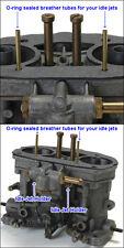 Weber Idf Or Empi Hpmx Carburetor Idle Jet Doctor Fixes Popping Sound