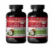 Antioxidant natural-COCONUT OIL EXTRA VIRGIN 3000mg-Anti-bacterial care -2B