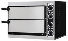 PREMIUM PRISMAFOOD Bistro PIZZAOFEN Bistro2/40 230V für 8x (Ø) 18cm Pizzen