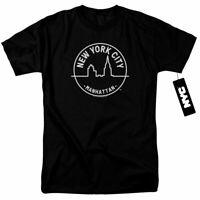 New York City See NYC Manhattan Licensed Adult T-Shirt