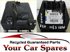 Mercedes S Class S500 - Passenger Side Rear Seat Control Switch - 220 821 55 58
