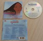 CD (NO BOX BOITIER) WALT DISNEY BOF MUSIQUES POCAHONTAS ORIGINAL SOUNDTRACK