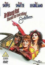 Too Wong Foo, Thanks For Todo! Julie Newmar DVD Nuevo DVD (9029029)