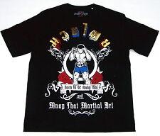 "Top MUAY THAI MARTIAL ART T-Shirt -""Gad Muay"" -Kickboxen-MMA-UFC"