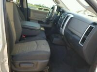 Driver Headlight Dual Element Quad Halogen Fits 09-12 DODGE 1500 PICKUP 838650