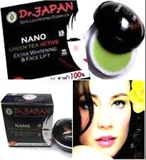 1x Dr Japan Cream Nano Green Tea Active Whitening Amp Face Lift Extra Skin