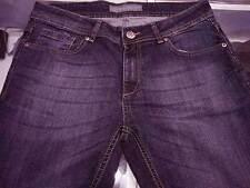 Jeans Uomo Angel Devil cotone Elasticizzato con sbiaditure fronte Retro Art Ju09 Denim Foto 30 44