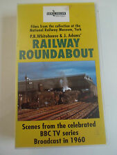 Railway Roundabout Scenes from BBC TV From 1960~ Railway Enthusiast Video