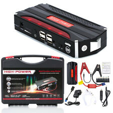 Heavy Duty 68800 mAh Car Emergency Charger Jump Starter Battery USB Power Bank