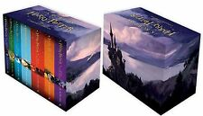 Harry Potter Boxed Gift Collection J. K. Rowling 7 Books The Complete Set New