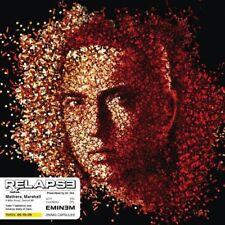 Eminem-Relapse  (US IMPORT)  VINYL NEW