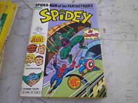 SPIDEY n° 16 très bon état, comme neuf. Le journal de SPIDER MAN de 1981