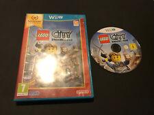 Lego City Undercover WiiU Wii U PAL ESPAÑOL
