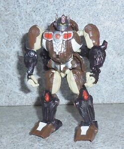 Transformers Cybertron OPTIMUS PRIME Incomplete Deluxe Ape Beast Wars