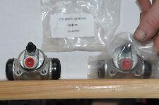 """2 cilindros de rueda trasero peugeot 403,404, 1960 à 1965 1"""""""