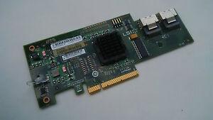 IBM ServeRAID LSI SAS3082E-R 44e8690 PCIe SAS RAID Card 8internal SATA SAS Ports