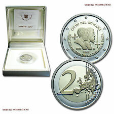 MORUZZI - Vatican 2 EURO commémorative 2017 BE PROOF Saint Pierre et Saint Paul
