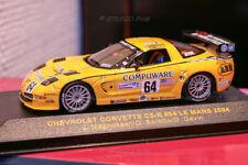 i CORVETTE C6-R N°64 CORVETTE RACING 5° 24H du MANS 2005 1:43 PHM EXCLUSIV
