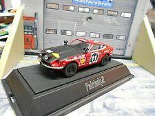 DATSUN Nissan 240Z Rallye Safari 1971 #11 Herrmann Schuller Shell Ebbro 1:43
