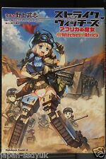 JAPAN manga: Strike Witches The Witches of Africa