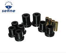 Energy Suspension Control Arm Bushing Set Black Front for 05-13 Tacoma # 8.3128G