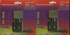 Cagiva Disc Brake Pads WRX500 1987 Front & Rear (2 sets)