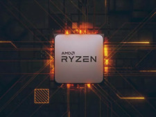 AMD Ryzen 5 2600 3.4GHz 6-Core 12-Thread Overclockable CPU without Cooler