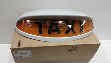 LONDON TAXIS LTI TX4 TOP HIRE SIGN NEW TAXI LIGHT