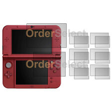 6X NEW LCD Ultra Clear HD Screen Guard Protector for Nintendo 3DS XL (2015) HOT!